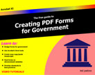 Creating PDF Forms for Government